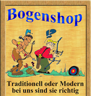 Bogenshop von Sport und Allerlei ihr Händler für Bogensport, Dartsport, Billiard und den Mittelalter Freund